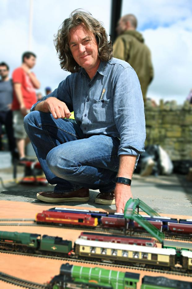 The Advertiser Series: Hornby's train sets are adored by thousands of collectors, including television presenter James May