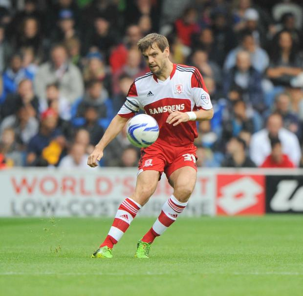 The Advertiser Series: SPANISH INFLUENCE: Jonathan Woodgate