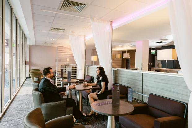 The Advertiser Series: The Aspire Lounge at Newcastle International Airport