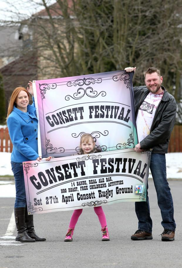 The Advertiser Series: SECOND FESTIVAL: Supporters promote last year's festival, which returns for a second time this month