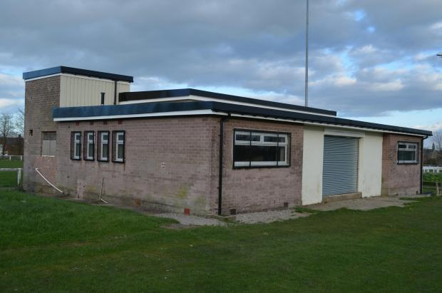 The Advertiser Series: A £50,000 scheme to improve the pavilion and changing facilities at the Randolph Social Welfare Ground in Evenwood is progressing well