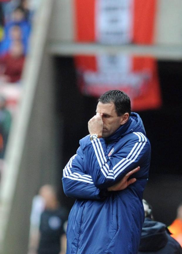 The Advertiser Series: WISHING FOR CHANCE: Sunderland Head Coach Gus Poyet