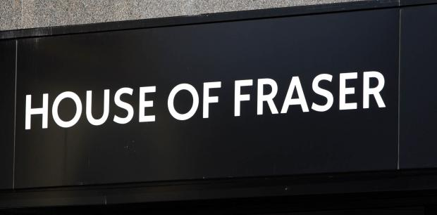 The Advertiser Series: House of Fraser could double its number of stores