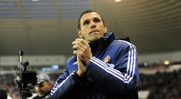 The Advertiser Series: NOT GOING ANYWHERE: Sunderland head coach Gus Poyet