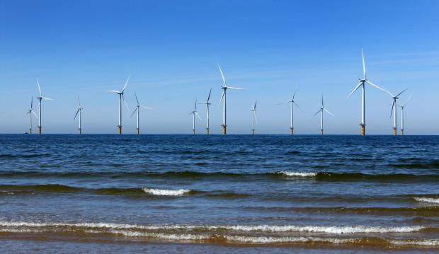 The Advertiser Series: The Teesside wind farm, off the coast of Redcar