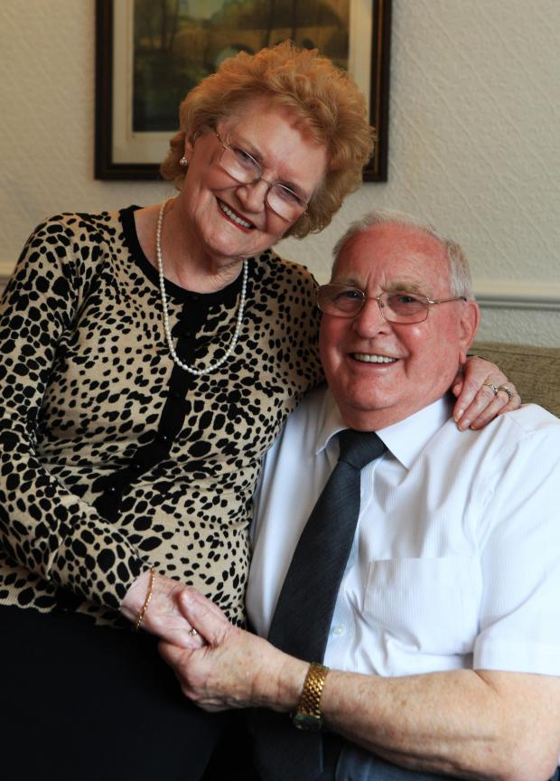 The Advertiser Series: Ken and Sylvia Spencer celebrate their diamond wedding anniver