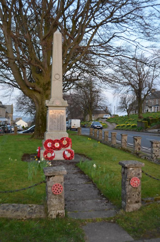 The Advertiser Series: Village groups' joint bid for National Lottery cash to renovate war memorial