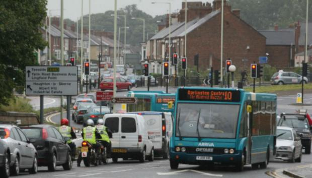 The Advertiser Series: Congestion at the Haughton Road throughabout