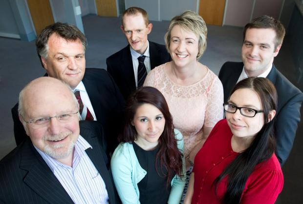 The Advertiser Series: New recruits at Tait Walker
