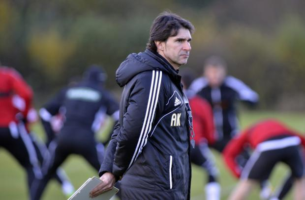 The Advertiser Series: CHANGE OF PLAN: Aitor Karanka admits his mindset has changed regarding the the type of player he wants to sign