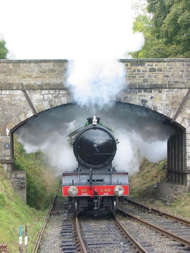 The Advertiser Series: FULL STEAM: Library to stage a month of events celebrating our railway heritage