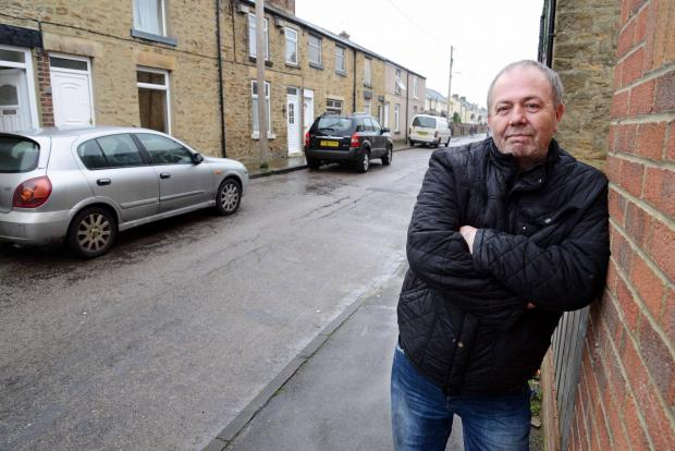 The Advertiser Series: Walter Knight, one of the first residents to move into the refurbished street