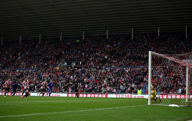 The Advertiser Series: Crowd boost: Fabio Borini has helped give Sunderland a survival boost in recent weeks