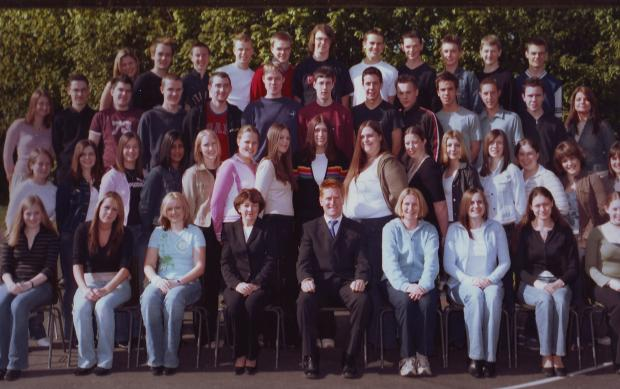 The Advertiser Series: Hermitage Academy's Class of 2003