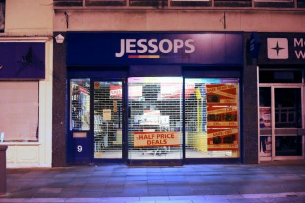 The Advertiser Series: The former Jessops store in Darlington's High Row