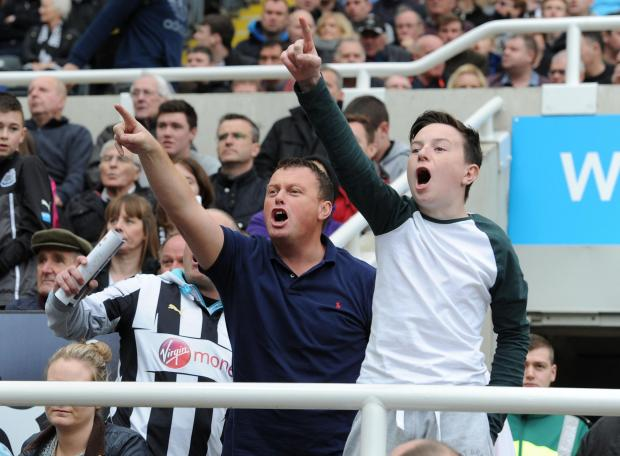 The Advertiser Series: Angry Newcastle fans make their feelings known as they leave the ground at 60 minutes