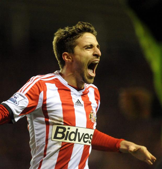 The Advertiser Series: FEE AGREED: Liverpool have accepted Sunderland's improved offer for Fabio Borini