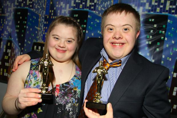 The Advertiser Series: The Dales School Oscar winners for best actress in a romantic role Ella Coulsom, 16, of Romanby and best actor in an action role Thomas Culle