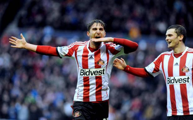 The Advertiser Series: NO DECISION: Fabio Borini still won't give Sunderland an answer about his future plans