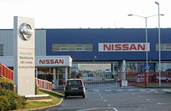 The Advertiser Series: The Nissan factory in Sunderland.