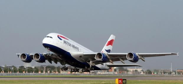 The Advertiser Series: TAKING OFF: The owner of British Airways has cut losses