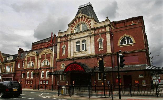 The Advertiser Series: THEATRE FESTIVAL: Darlington Civic Theatre, where the North-East Regional Youth Theatre Festival will be held this weekend