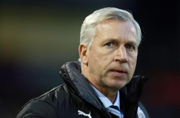 The Advertiser Series: NEW TARGET: Newcastle manager Alan Pardew