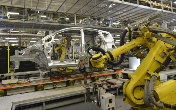 The Advertiser Series: Nissan's Sunderland plant makes the Qashqai, Juke, Note and Leaf models