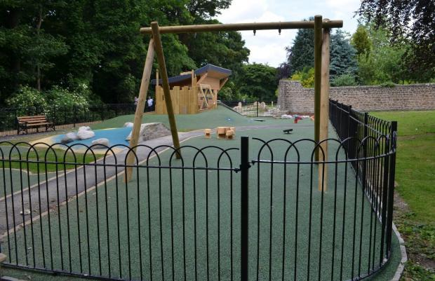 The Advertiser Series: NO DEAL: The new children's play area at Scar Top, Barnard Castle