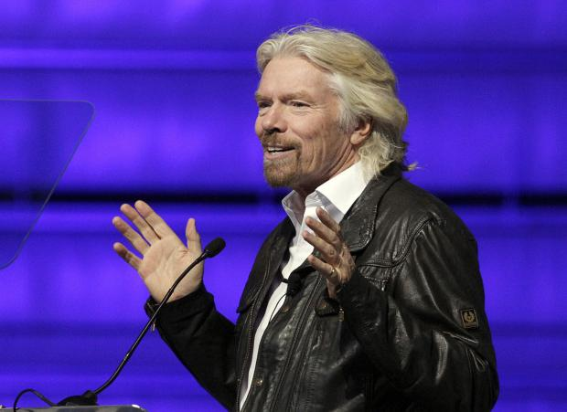 The Advertiser Series: British entrepreneur Richard Branson