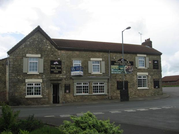 The Advertiser Series: The Fox and Hounds pub which is to be refurbished as part of a village development