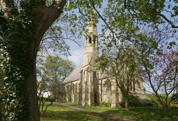 The Advertiser Series: St Laurence's church, Middleton St George
