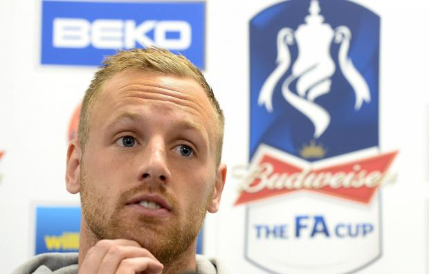 The Advertiser Series: CUP FEVER: David Meyler is set to appear for Hull City in Saturday's FA Cup final - after his career was almost wrecked by injury during his time with Sunderland