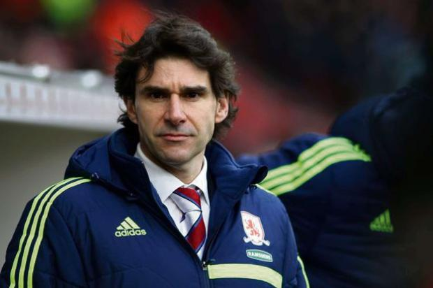 The Advertiser Series: MADE PROGRESS: Aitor Karanka believes the core of a successful Middlesbrough team is already in place