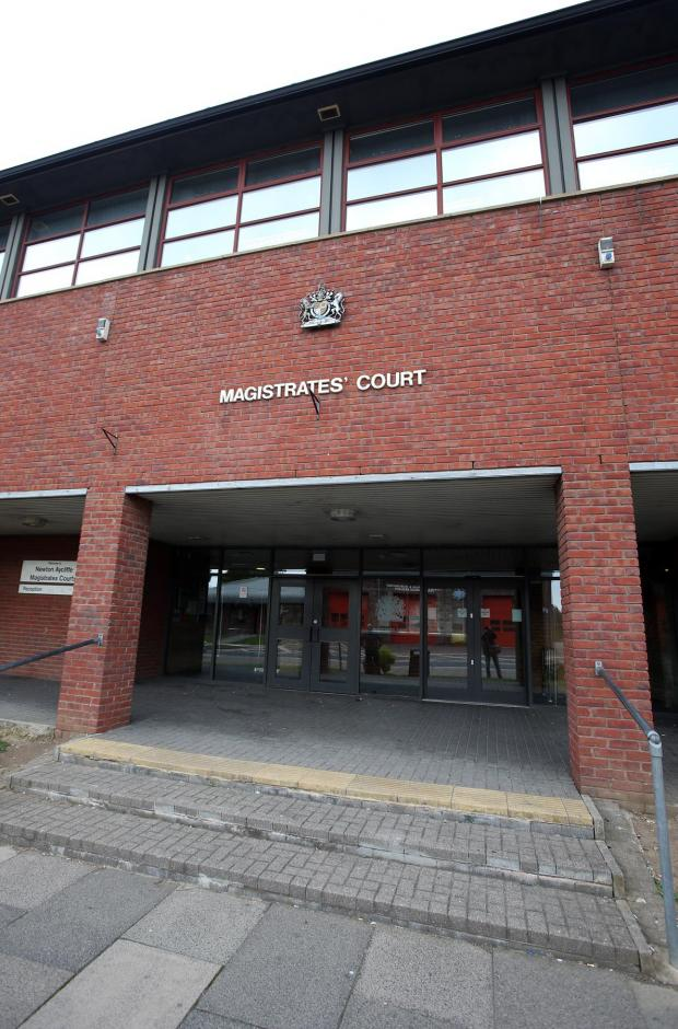 The Advertiser Series: COURT HEARING: Newton Acyliffe Magistrates' Court where Billy Joe Wallis was given a 12-month community order