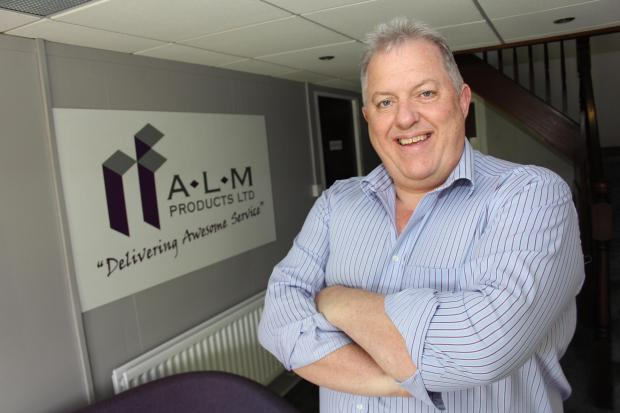 The Advertiser Series: ALM managing director Tony Thompson.