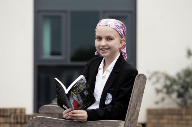The Advertiser Series: BUDDING AUTHOR: 14-year-old Olivia Rowell whose