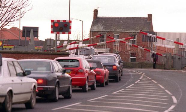 The Advertiser Series: ECONOMIC GATEWAY: The level crossing in north Northallerton