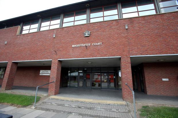 The Advertiser Series: PCSO ABUSE: Martin Alan Brown admitted using threatening words and behaviour when he appeared at Newton Aycliffe Magistrates' Court