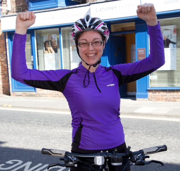 The Advertiser Series: BIKE CHALLENGE: Nicola Neilson