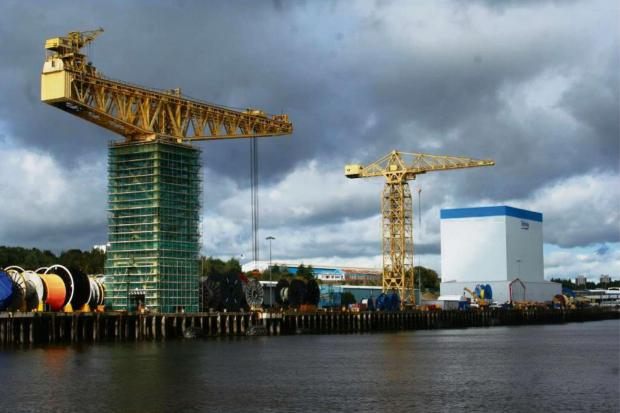 The Advertiser Series: NEW BUILD: Technip's new plant on the River Tyne