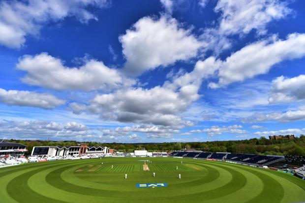 The Advertiser Series: INTERNATIONAL BASE: Durham County Cricket Club's Emirates Durham International Cricket Ground