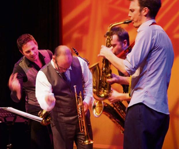 The Advertiser Series: FESTIVAL FAVOURITES: Brass Jaw jazz group will perform in St Andrew's, Grinton.