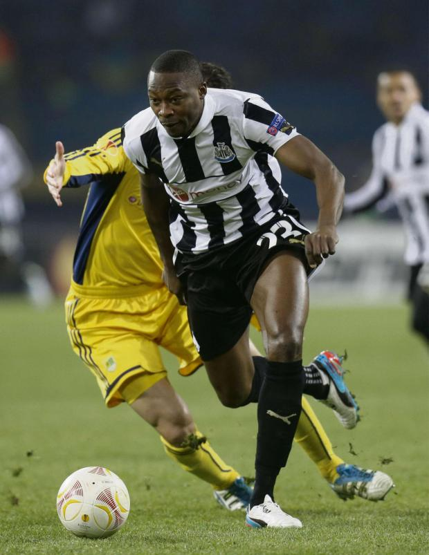 The Advertiser Series: RELEASED: Newcastle United have confirmed that Shola Ameobi has not been offered a new contract at St James' Park