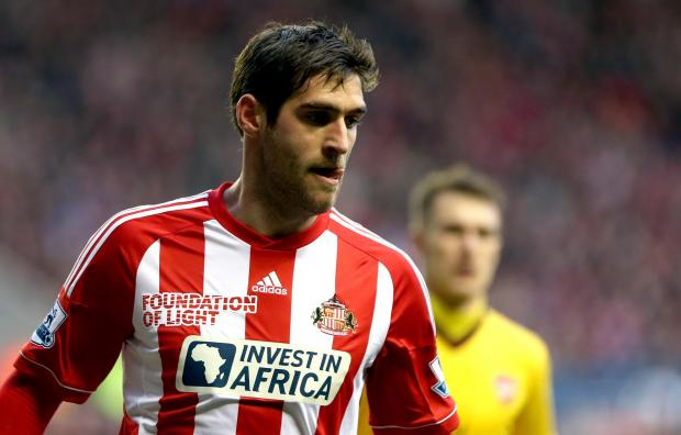 The Advertiser Series: HEADING BACK: Danny Graham is set to start pre-season training with Sunderland after finishing a loan spell at Middlesbrough