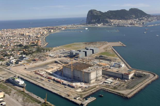 The Advertiser Series: ENERGY FACILITY: Whessoe secured work on a gas storage tank on the islet of Revithoussa, west of Athens