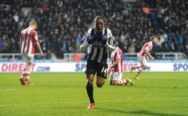 The Advertiser Series: ON THE MOVE: Loic Remy is not in a rush to make a decision on his next move after a loan spell at St James' Park