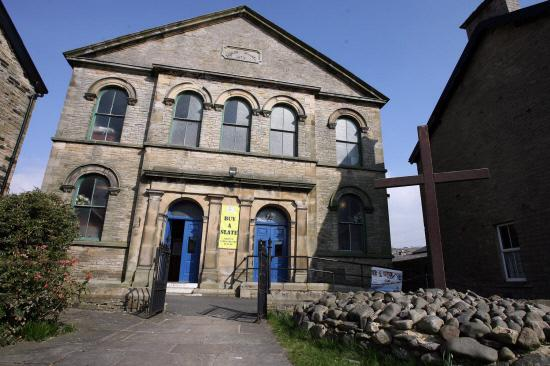 The Advertiser Series: Planning permission is being sought for the refurbishment of Middleton-in-Teesdale Methodist Church