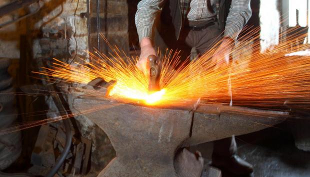The Advertiser Series: Blacksmith's workshop to open to public