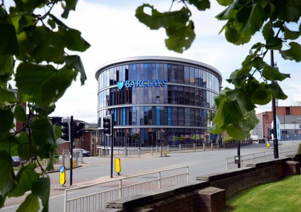The Advertiser Series: Barclays new offices near Newcastle Quayside